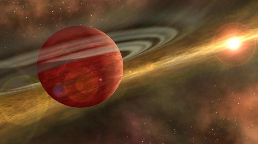 Astrónomos descubren planeta Pi, es del tamaño de la tierra(Tomada de la red)