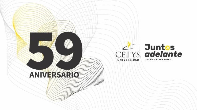 Cetys Universidad en su 59 Aniversario(Cortesía)