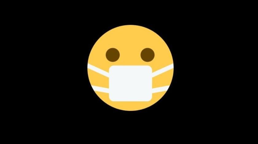 Twitter cambia corazón por emoji con cubrebocas por coronavirus.(Twitter)