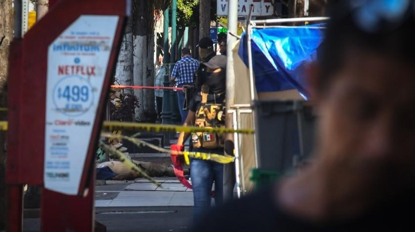Veinte ejecutados el fin de semana en Tijuana(Gustavo Suárez)