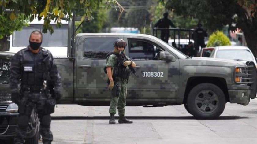 Grupos criminales ganan casi 47 mil mdd en México en dos años: UIF(EFE)