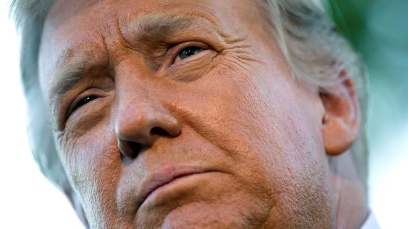 Simulación anticipa victoria de Trump si Biden sigue perdiendo apoyo latino(EFE)