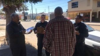 Policía Ecológica sanciona a 155 personas por faltas