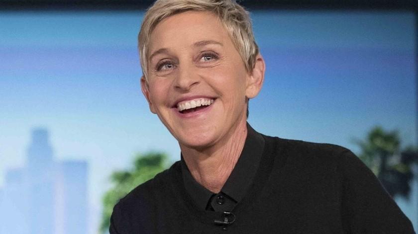 """Ellen Degeneres fue acusada de maltrato y acoso laboral, lo que generó un ambiente tóxico en la producción de """"The Ellen DeGeneres Show"""".(Agencias)"""