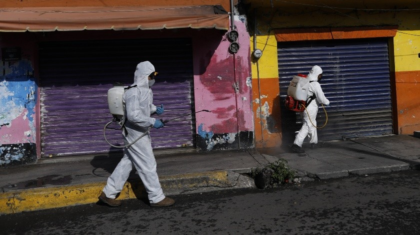 Covid-19 en México: 204 muertes y 2 mil 917 nuevos contagios este día(Archivo GH)
