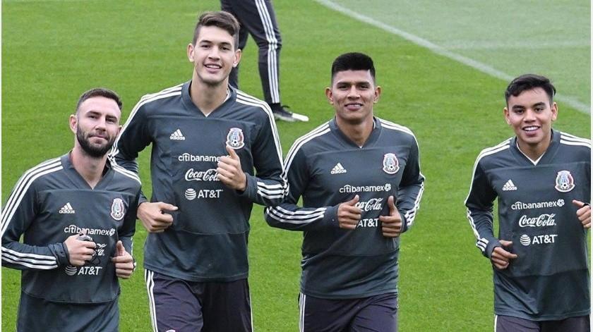 Se tambalea duelo entre México y Costa Rica, podría cancelarse(Instagram @miseleccionmx)