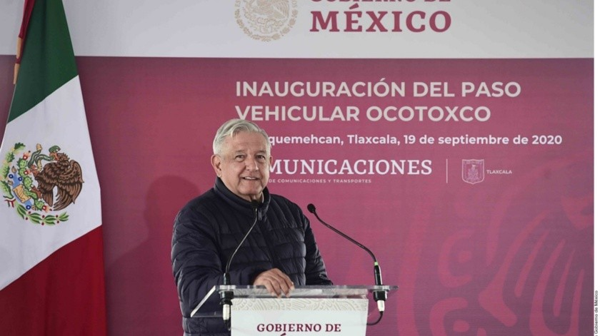 Al presidente Andrés Manuel López Obrador lo acusan de homicidio en agravio del pequeño Evan Omar Polina(Archivo GH)