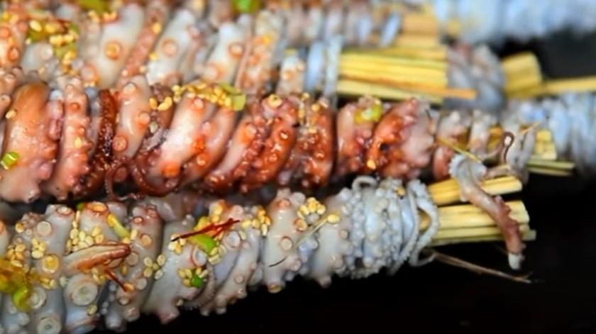 """Hongeo: el plato de Corea del Sur que huele a """"baño"""""""
