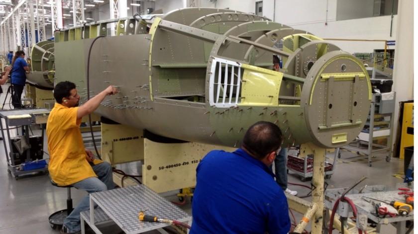 Industria manufacturera está fortaleciendo la economía(Archivo)