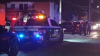 Una persona perdió la vida y dos más resultaron heridos tras ataque armado en colonia Santa Isabel