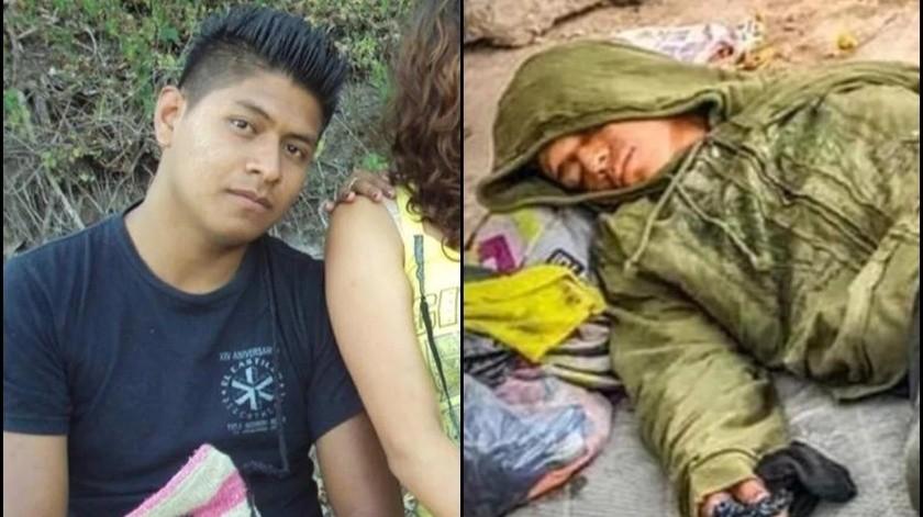 Ayotzinapa: Tras foto, buscan en Mexicali a uno de los 43 normalistas(Especial)