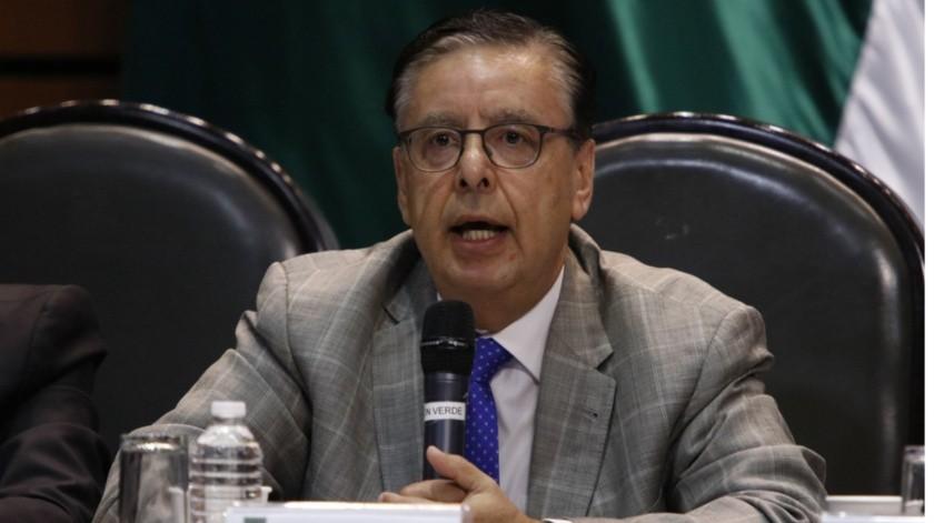 Reportan renuncia de Jaime Cárdenas, titular del Instituto para Devolverle al Pueblo lo Robado(Archivo GH)