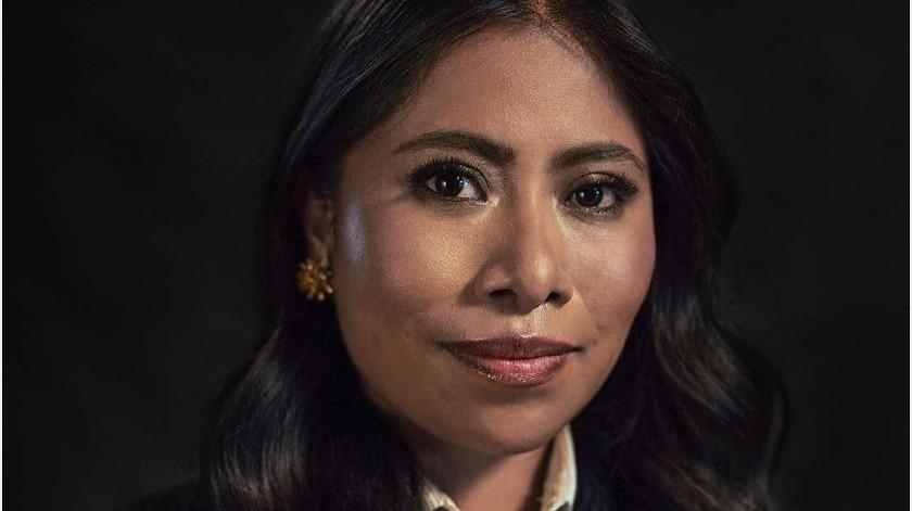 """La protagonista de """"Roma"""" se unió a la campaña #diorstandswithwomen que reconoce a las mujeres empoderadas.(Tomada de la red)"""