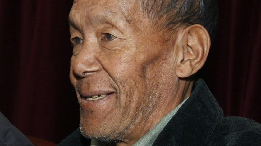 Ang Rita será cremado el miércoles siguiendo la tradición sherpa, dijo a Efe Tshering.(AP)