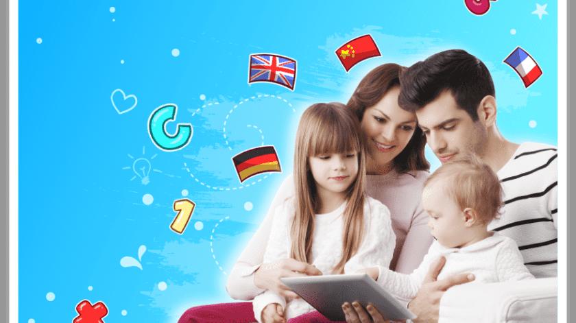 El aprendizaje es regalo para toda la vida y está demostrado que las personas multilingües son más inteligentes.(Blappsis web)