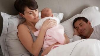 ¿Qué hacer si tu bebé se despierta de noche?