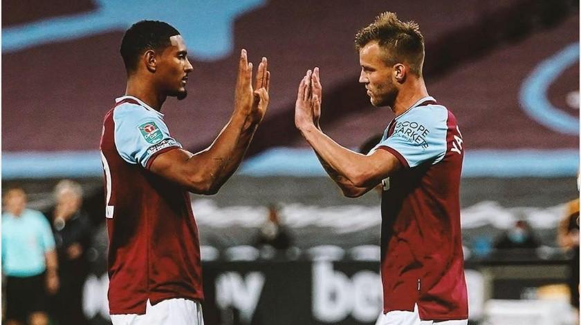 West Ham reporta contagiados de su estratega y dos jugadores por Covid-19(Instagram @westham)