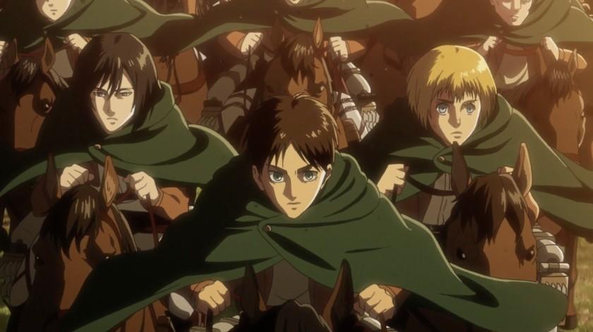 El anime, creado por Hajime Isayama, es uno de los más populares de la actualidad.(Tomada de la red)