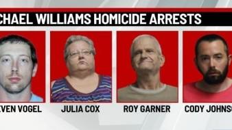 El sospechoso, Steven Vogel, de 31 años, ha sido acusado de asesinato en primer grado y abuso de cadáver. Su madre y otras dos personas están acusadas de ayudarlo a ocultar y deshacerse del cuerpo.