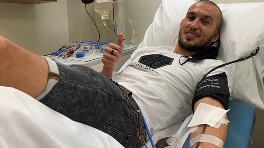 Futbolista tijuanense invita a donar plasma a recuperados de Covid