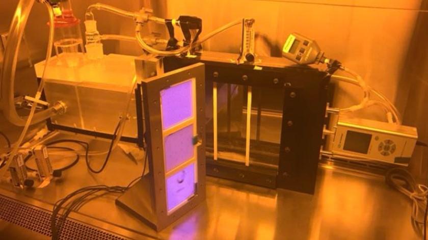 Descubren que un tipo de luz ultravioleta puede matar coronavirus sin dañarnos(Columbia University)