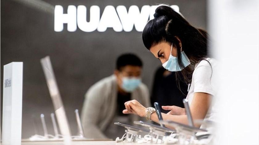 Se trata de la primera declaración pública del presidente desde que la última medida de EE.UU. contra Huawei entrase en vigor la semana pasada.(EFE)