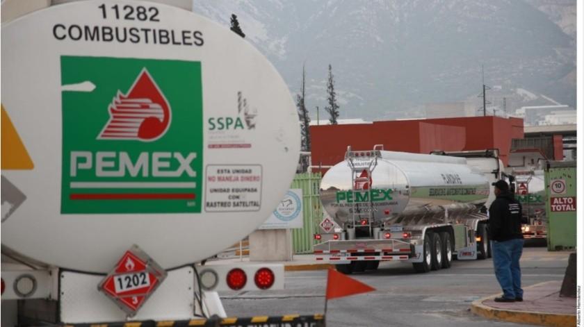 Petróleos Mexicanos (Pemex) podrá trasladar el costo de las pérdidas por huachicoleo al consumidor final.(Archivo GH)