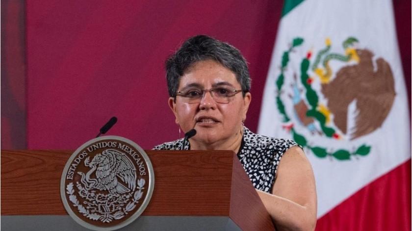 En abril el presidente Andrés Manuel López Obrador informó que 15 grandes compañías debían al fisco mexicano y que había ya una querella en contra de una de las empresas.(Gobierno de México)