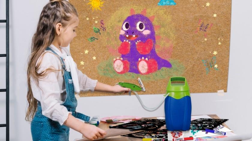 ¿Sabías que la creatividad ayuda a los pequeños a conocer sus sentimientos y a tener una mejor expresión?(Cortesía)