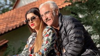 Asegura Vicente Fernández Jr. que el próximo año se casará con Mariana González