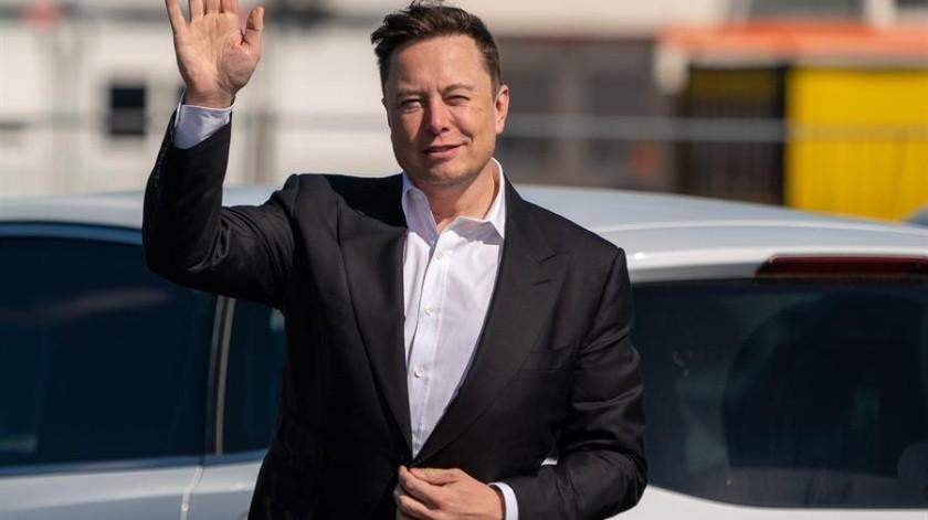 Elon Musk, fundador de Tesla Inc.(EFE)
