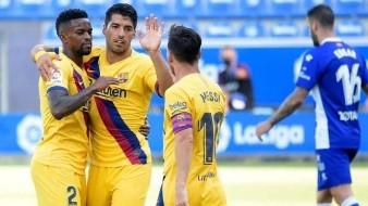 Nelson Semedo es otra de las bajas del Barcelona