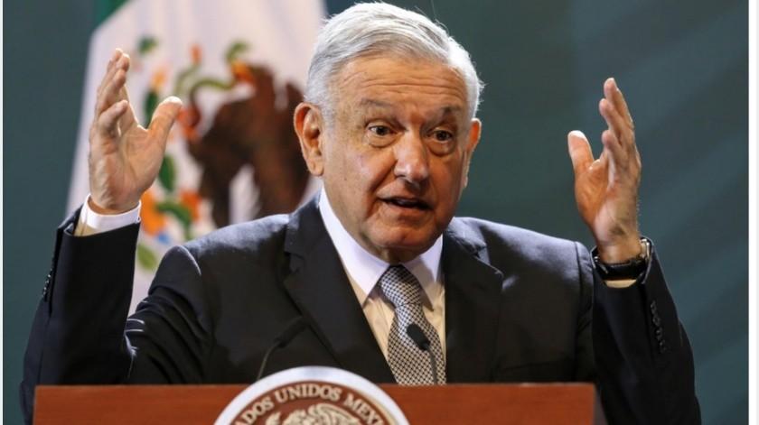Los diputados del PAN lanzaron una iniciativa para conocer la salud mental del presidente de México.(Archivo GH)