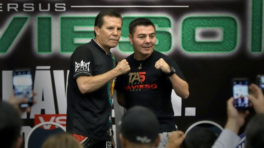 Chávez Jr vuelve al ring