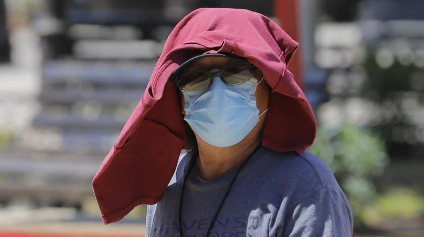 A pesar de la baja en contagios y defunciones, no se deben descuidar las medidas preventivas, advierten las autoridades(Banco digital)