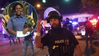 Caso Breonna Taylor: 2 policías baleados durante protestas