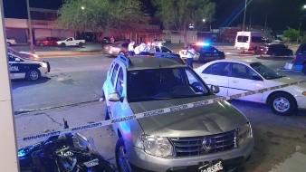 El cuerpo de la víctima quedó tendido sobre el bulevar, a 15 metros de la motocicleta