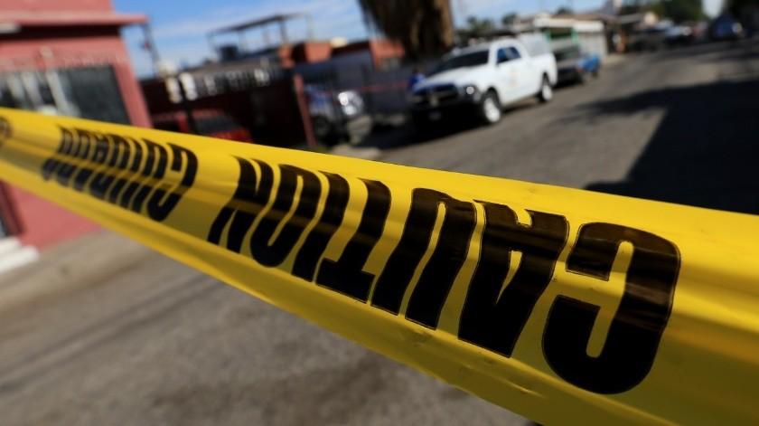 Han hallado 57 cuerpos este año en fosas en BC(Archivo)