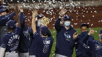 Rays conquistan el campeonato de la División Este al derrotar a Mets