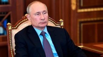 Nominan a Vladimir Putin para en Nobel de la Paz 2021