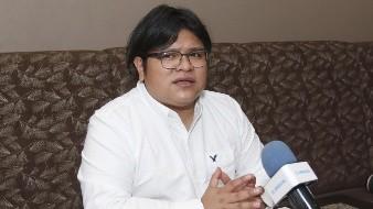 Gibrán Ramírez Reyes, candidato a la dirigencia nacional de Morena.