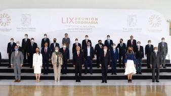 El presidente de la República Mexicana recalcó que en el caso de los Gobiernos estatales, no se les ha quitado ningún centavo por el plan de austeridad.