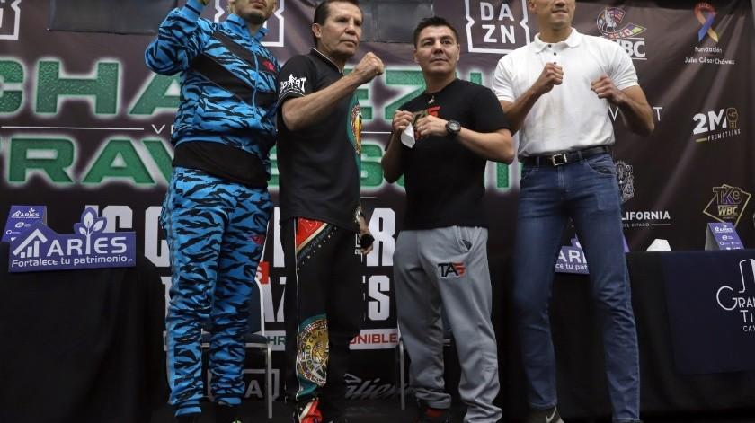 • Chávez y Arce han tenido intercambio de declaraciones en las últimas semanas.(Sergio Ortiz)