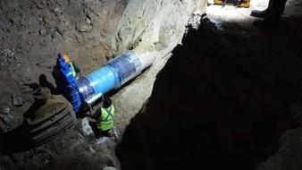 Realiza Cespt trabajos en red hidráulica en Mesa de Otay