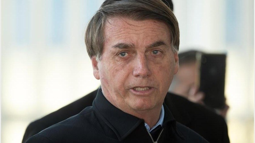 El resultado refleja una tendencia al alza en la popularidad de Bolsonaro que ya anticipó otro sondeo, de la firma Datafolha, divulgado a mediados de agosto y que fijó la tasa de aprobación del gobernante en el 37 %.(EFE)