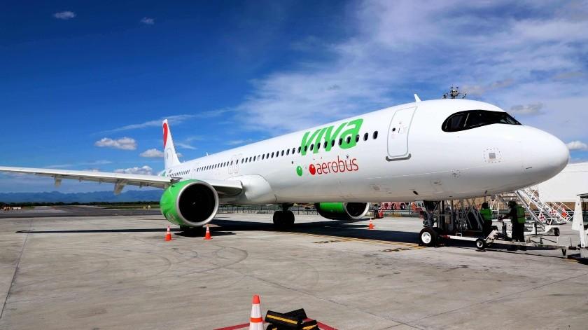 Anuncia Viva Aerobús nuevo vuelo Ciudad Obregón-CDMX a partir de diciembre(Viva Aerobús)