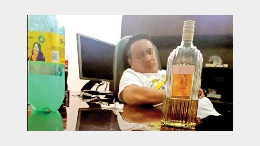 """Captan """"ahogado"""" en su oficina a funcionario de Fiscalía de Homicidios, acusado de abuso(Especial)"""