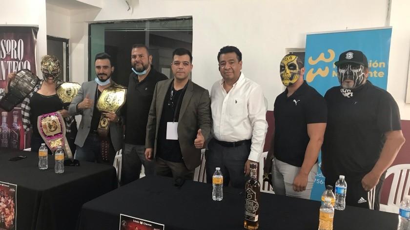 """""""Autoluchas"""", a la innovación del pancracio en Tijuana(Heriberto Muñoz)"""