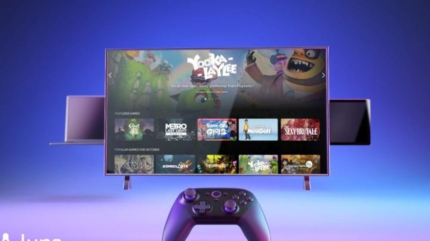 Amazon lanza Luna, su propio servicio de juegos en streaming(Amazon)