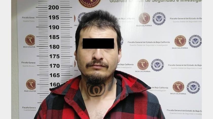 Capturan a homicida en Ensenada(Cortesía)